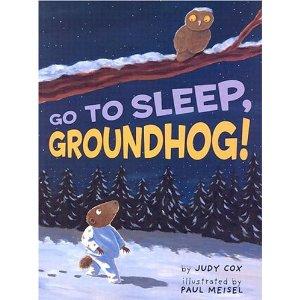 Go to Sleep Groundhog via Amazon