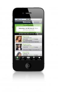 urbansitter iphone app