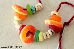 Candy Bracelets via Lil Luna