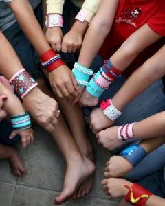Molly Moo bracelets