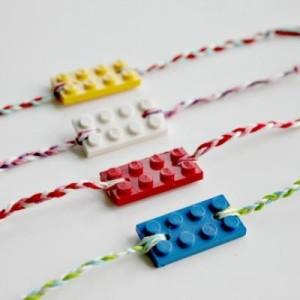 LEGO Bracelets via Tip Junkie