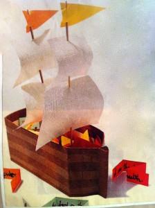 Mayflower Centerpiece Image via Pinterest