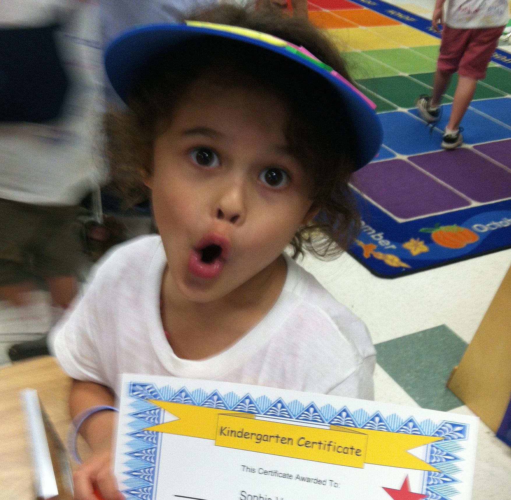 5 Ways To Celebrate Preschool Or Kindergarten Graduation