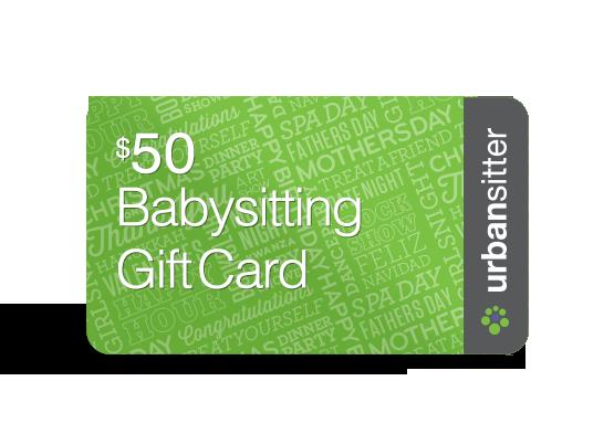 UrbanSitter Gift Card