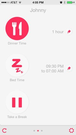 DinnerTime App