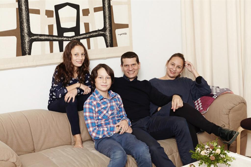 The Hanlin-Cooper Family