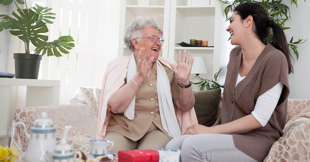 Senior Care at UrbanSitter